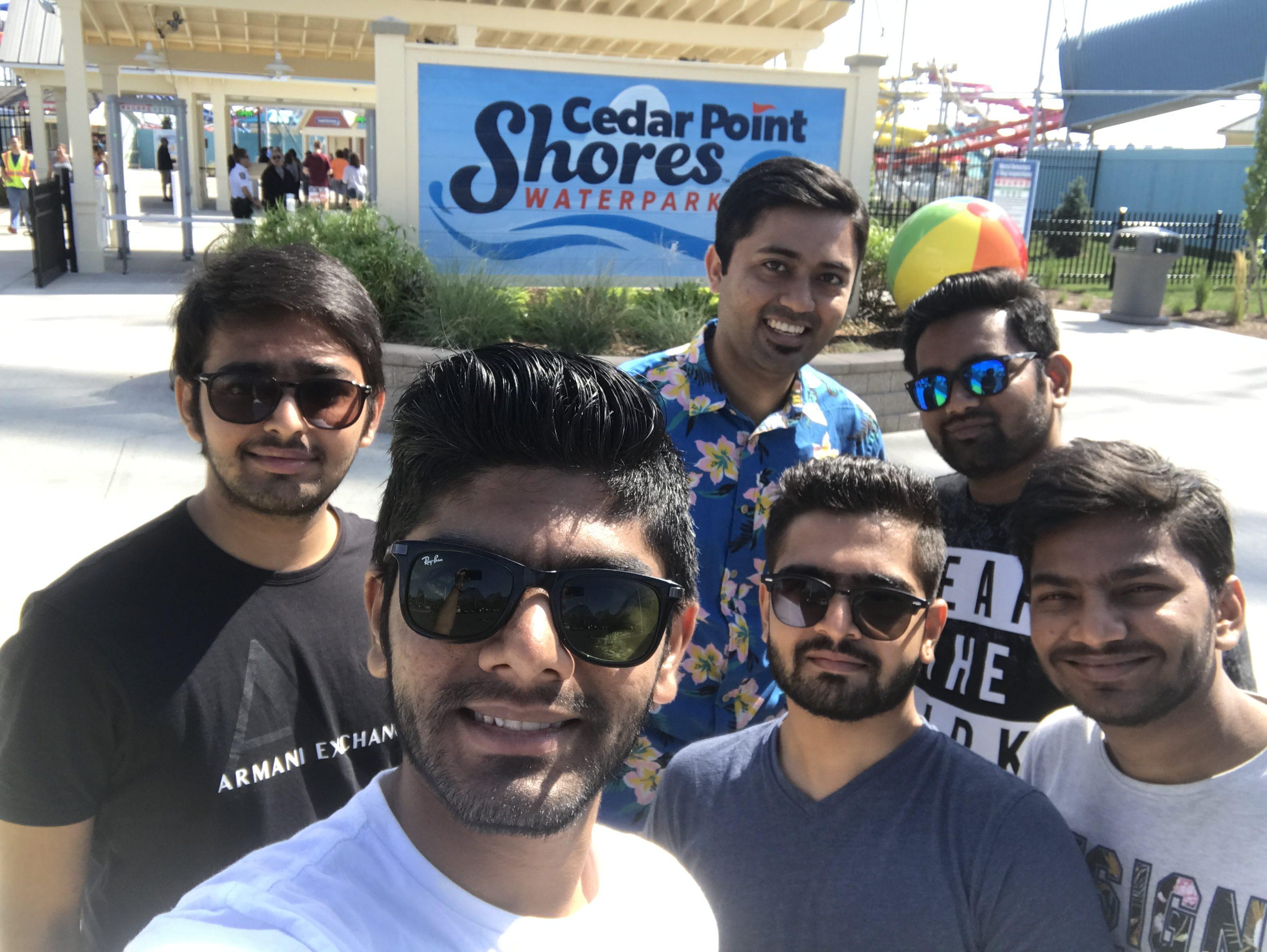 Cedar Point Shores Waterpark