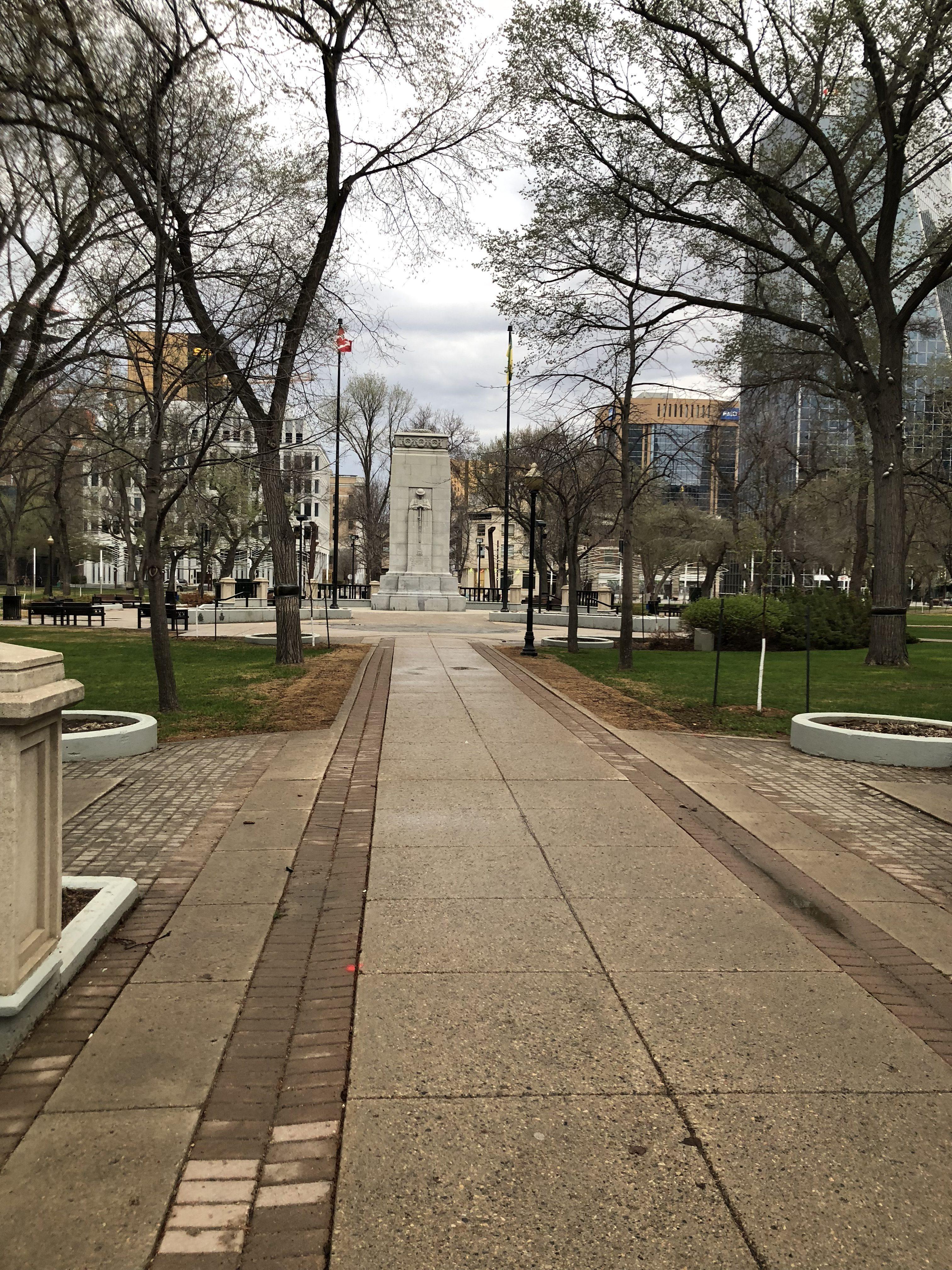Victoria Park - Regina Downtown